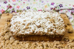 Old-Time Crumb Cakes